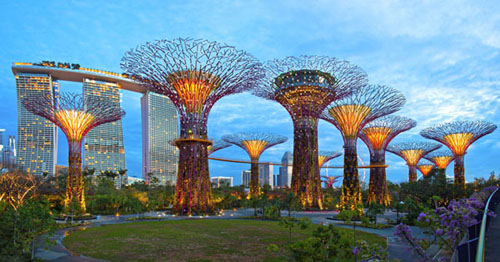 Tour Singapore Malaysia 6n5d Gardens By The Bay