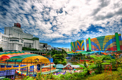 Tour Singapore Malaysia 6n5d Genting 1